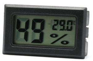 higrometer dan termometer dry box nicelooking