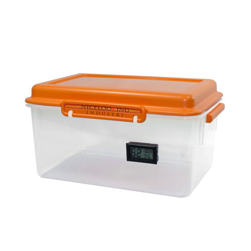 dry box kamera nicelooking nd-01 orange