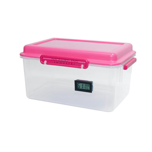 Dry Box Kamera Nicelooking Medium Pink