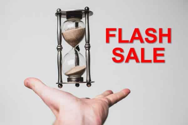 cara mengatasi perang harga karena flash sale