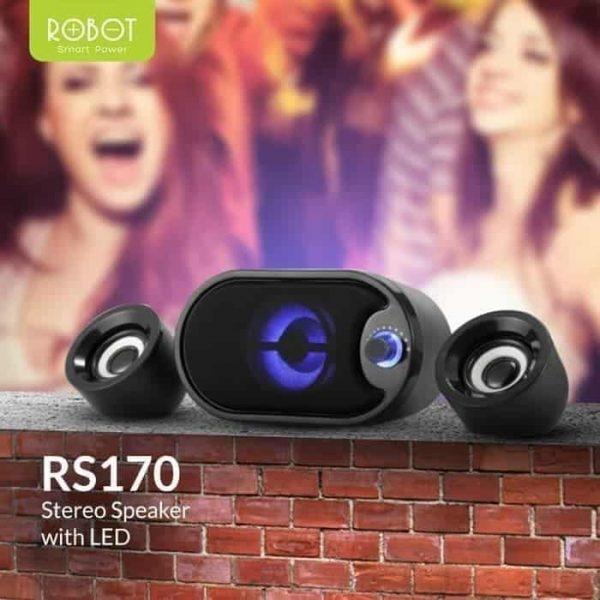 speaker active 2.1 robot