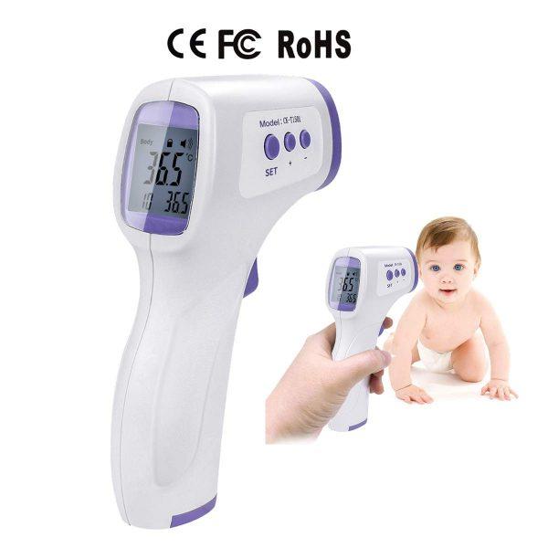 termometer badan digital contactless