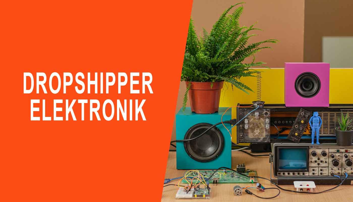 dropshipper elektronik